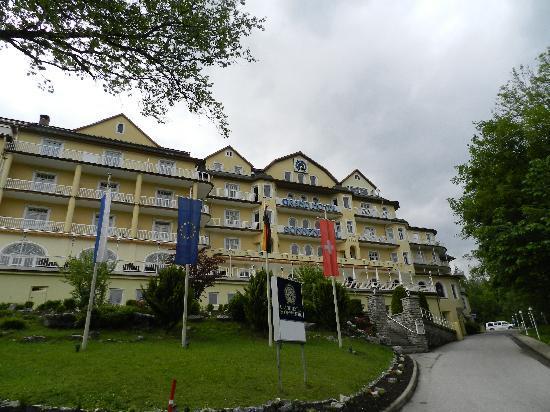 Grand Hotel Sonnenbichl Picture Of Grand Hotel Sonnenbichl Garmisch Partenkirchen Tripadvisor