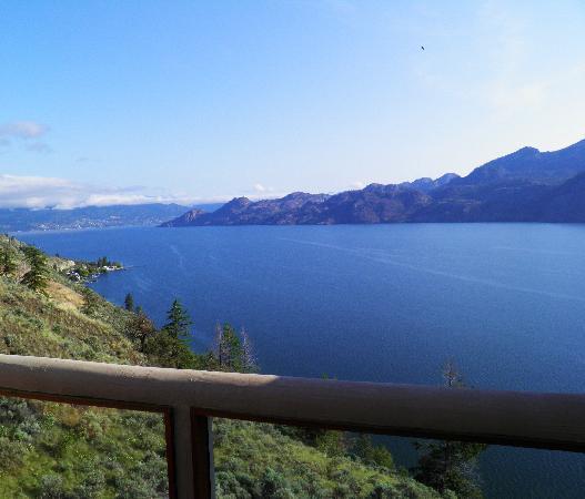 La Punta Norte Guest House: Okanagan Lake View