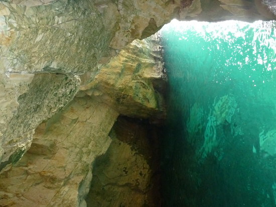 The Grottos at Rosh HaNiqra