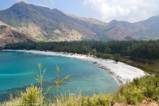 Pundaquit, Filippine: Anawangin Cove
