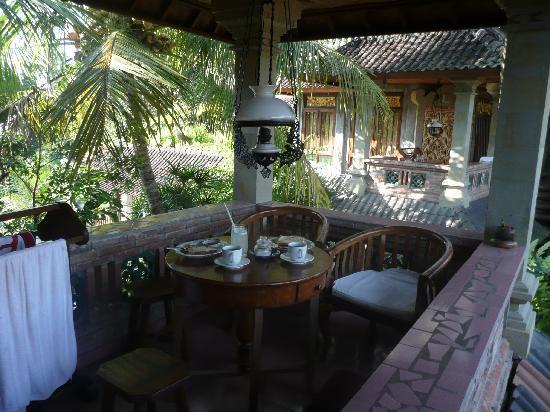 Ketut's Place: la terrasse