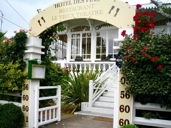 Hotel des Pins : j'y reviens!