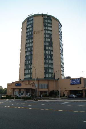 Penrose Hotel: Vue extérieure