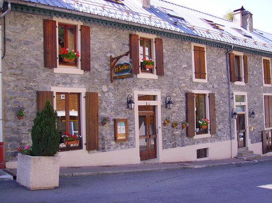 Hotel Les Sorbiers: Summer Les Sorbiers
