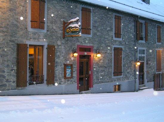 Hotel Les Sorbiers: Les Sorbiers Winter 2005