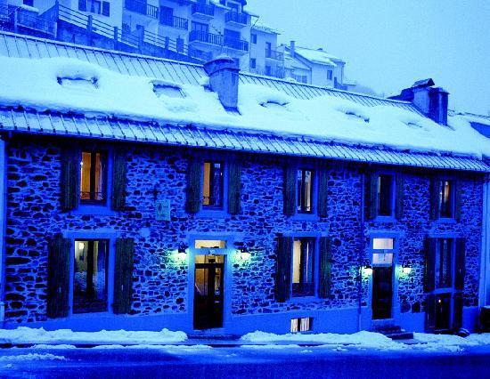 Hotel Les Sorbiers: Winter Les Sorbiers