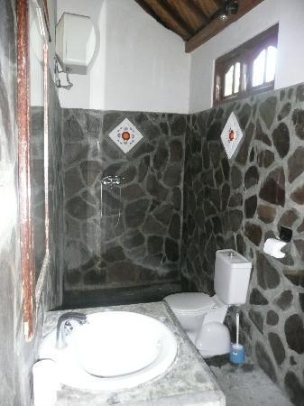 Mumbul Guesthouse : la sdb