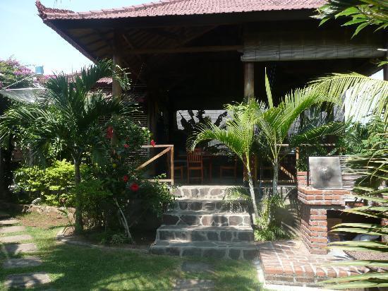Mumbul Guesthouse : la salle pour manger