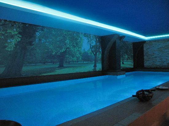 Pestana Chelsea Bridge Hotel & Spa London: Ahhh, Spa!