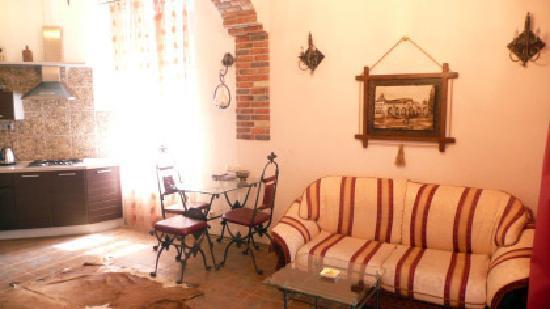 Kiev apartments Grata: 1