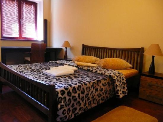 Kiev apartments Grata