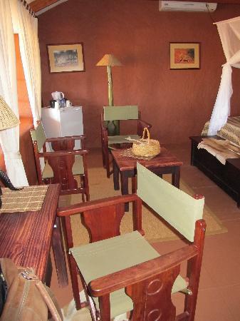 Bagatelle Kalahari Game Ranch: Schlafbereich 2