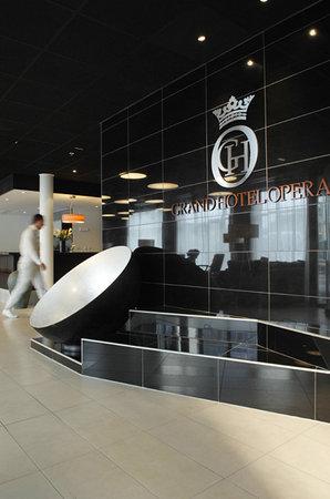 ProfilHotels Hotel Opera: Reception