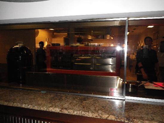 Grill Royal: foto cucina