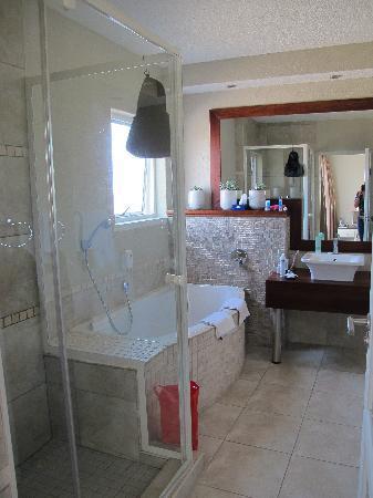 Hotel Zum Kaiser: Badezimmer