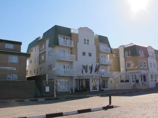 Hotel Zum Kaiser: Außenansicht