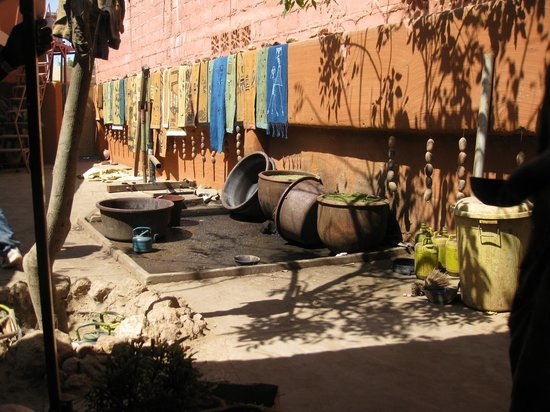 Segou, Mali: The Ndomo workshop