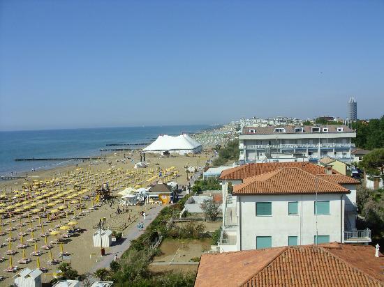 Hotel Loreley: Blick von unserem Balkon
