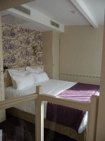 Hotel Gramont Opera Paris: Duplex Room