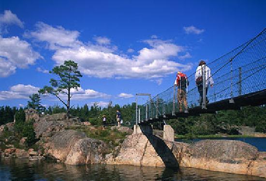 Nyköping, Sverige: Stendörren