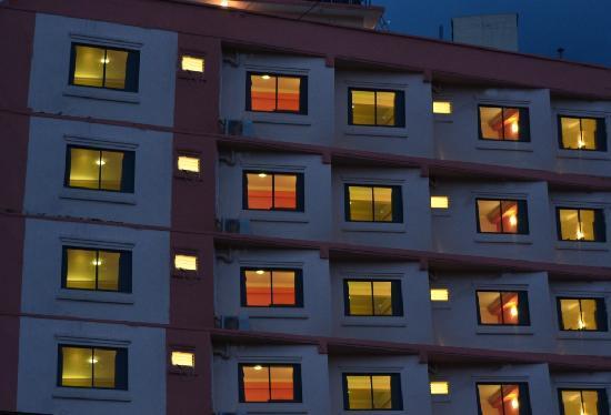 Hotel Cascade Pvt. Ltd.: Hotel Building