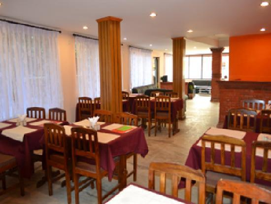 Hotel Cascade Pvt. Ltd.: Restaurant