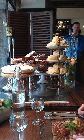 Bergamote: les desserts, mon péché mignon