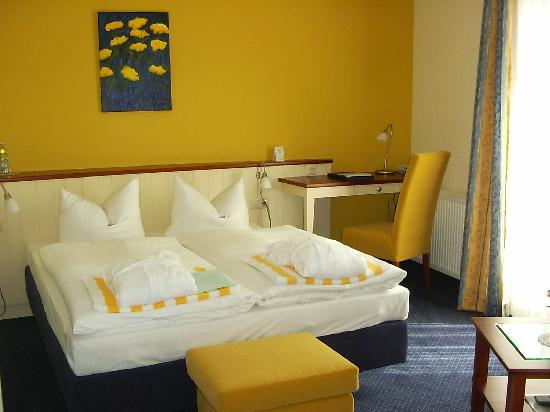 BEST WESTERN PLUS Ostseehotel Waldschloesschen: Doppelzimmer