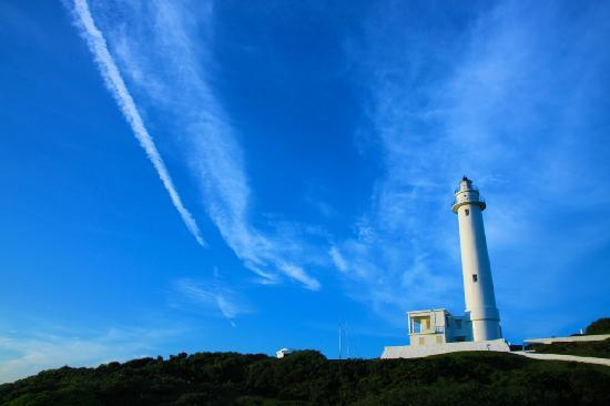 Taitung County, Tajwan: Beautiful Light House