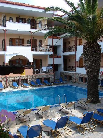 Hotel Calypso : pool