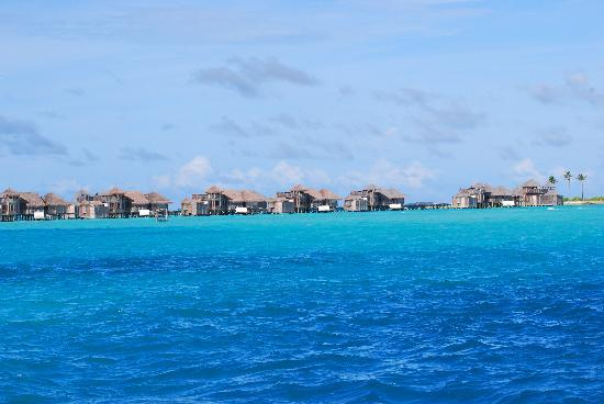 Soneva Fushi: other Villas view