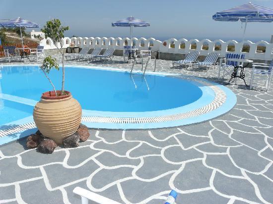 Agapi Villas : pool