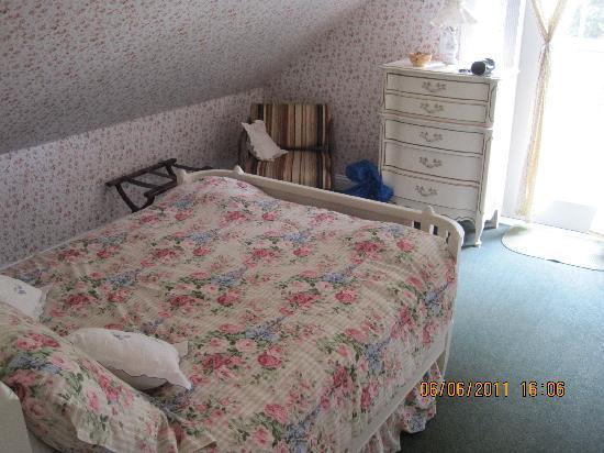 Ye Olde Danish Inn: Bedroom