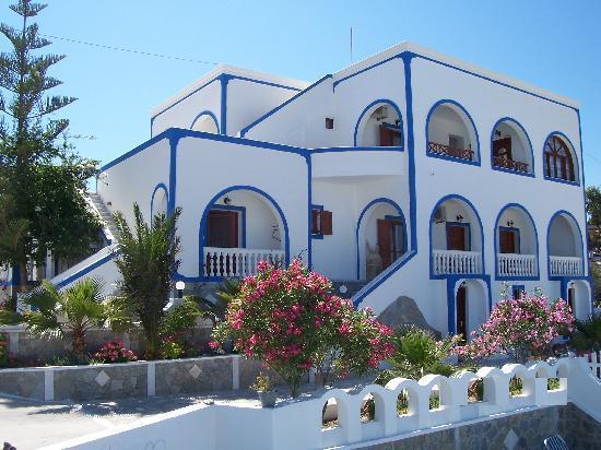 Agapi Villas : hotel
