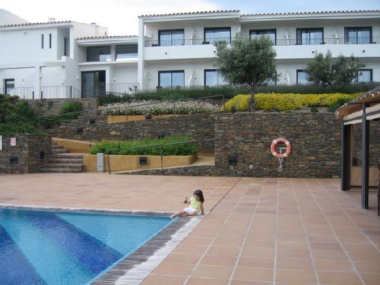 Hotel Sol Ixent: Un ratito en la piscina