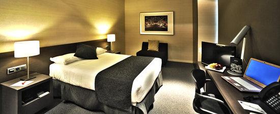 Air Rooms Barcelona Airport by Premium Traveller: Junior Suite