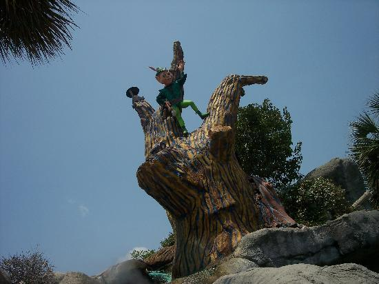 Captain Hook's Adventure Golf: Peter Pan