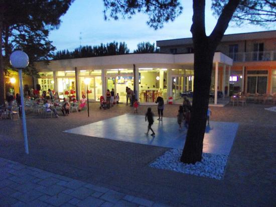Hotel Club Spiaggia Romea : Barbereich 1
