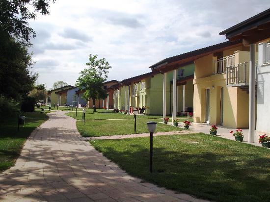 Hotel Club Spiaggia Romea : sehr gepflegte Anlage