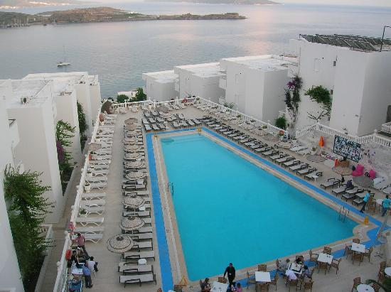 Litera Gumbet Beach Resort : Pool