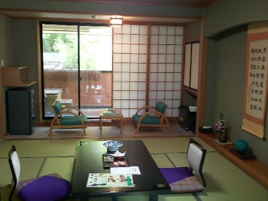 Mount View Hotel Asahikan: 部屋