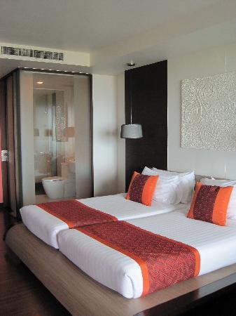 Springfield @ Sea Resort & Spa: Chambre type A déjà superbe