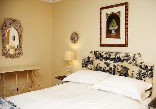 Belvedere Cottages & B&B: my comfortable bedroom