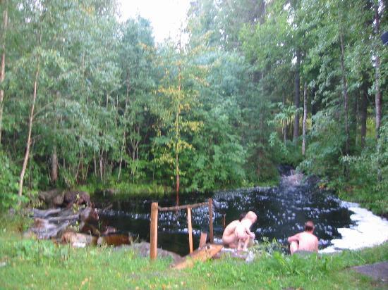 Finlandia oriental, Finlandia: Rauchsauna