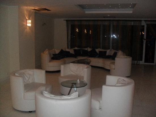 Galaxy Hotel, BW Premier Collection: Lounge area