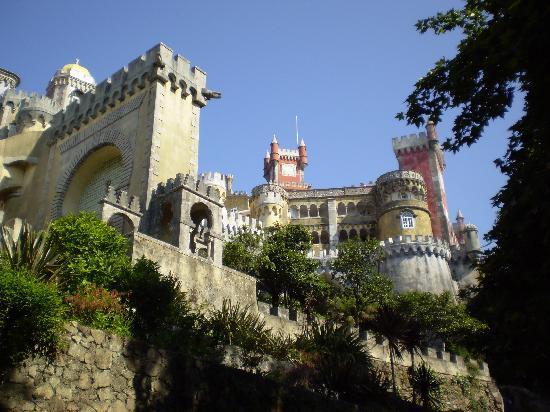 Σίντρα, Πορτογαλία: Palacio da Pena-Sintra