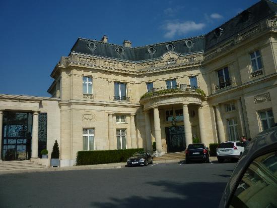 chambre sup 233 rieure picture of tiara chateau hotel mont royal chantilly la chapelle en serval