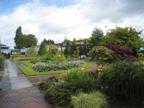 Inverness Botanic Gardens: Beautiful plants and flowers