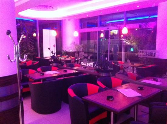 Hotel Alessandria : steak/ lobby bar