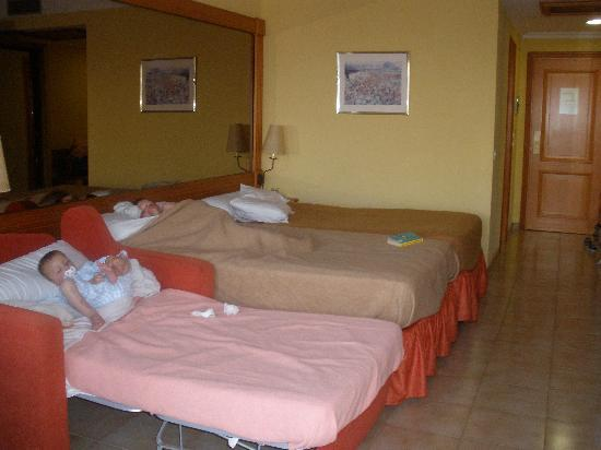 Hotel Fanabe Costa Sur Family Room